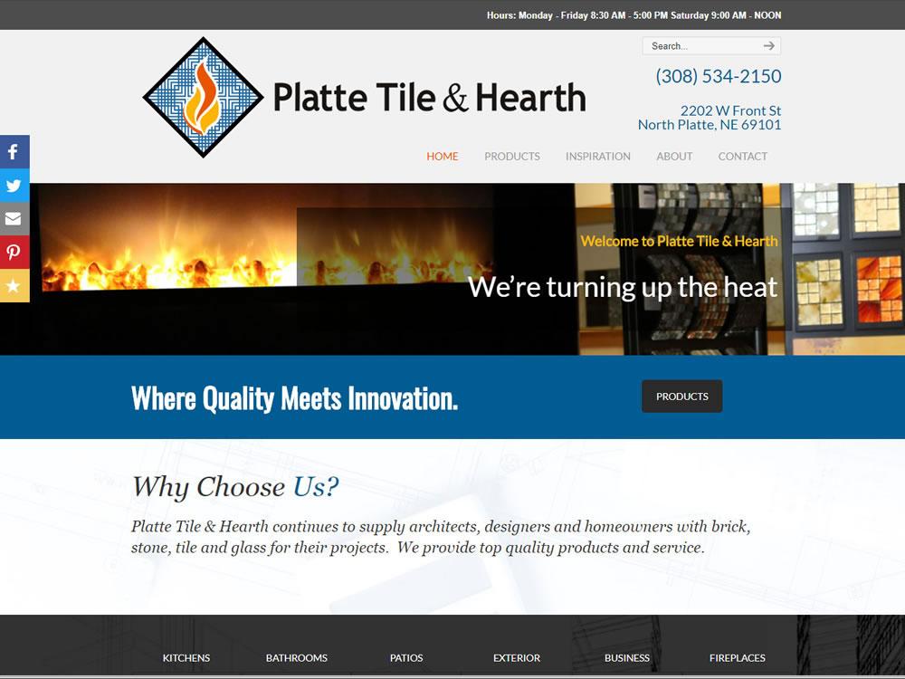 Platte Tile & Hearth