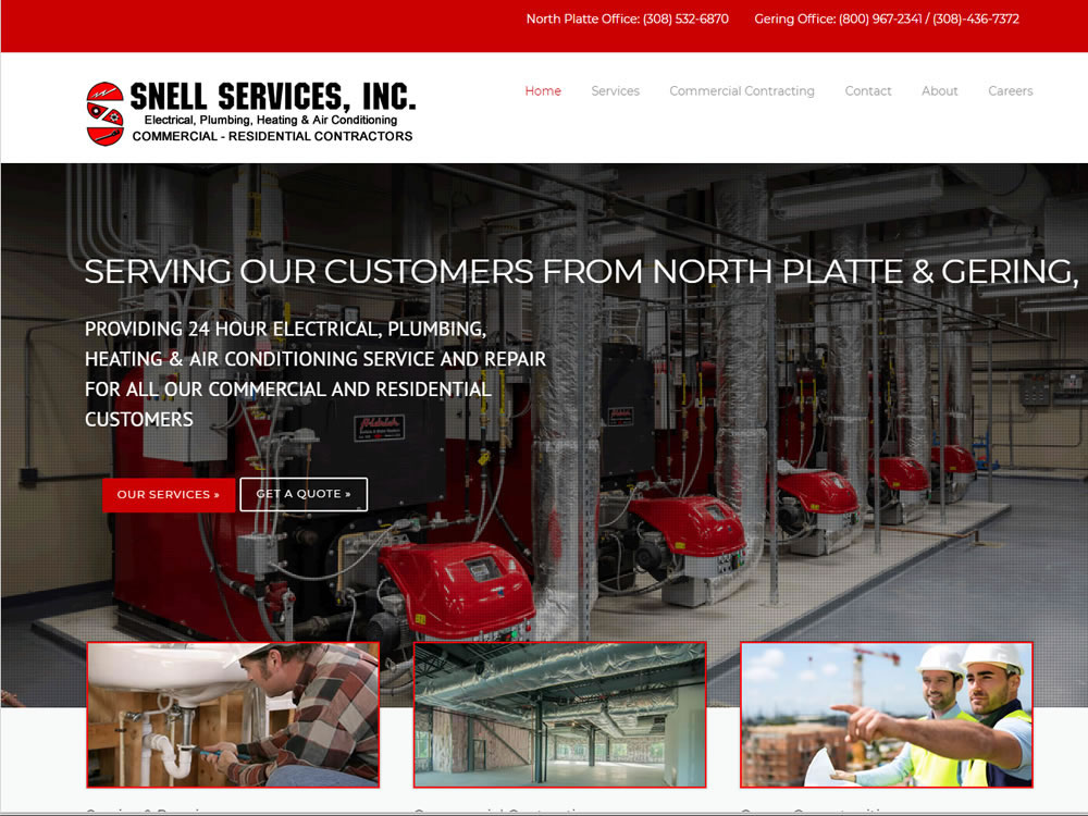 Snell Services, Inc