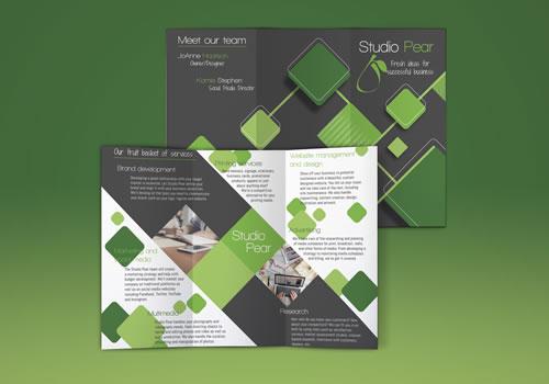 Studio Pear - Brochure
