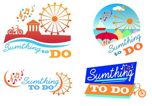 SumThingToDo – Logo Examples