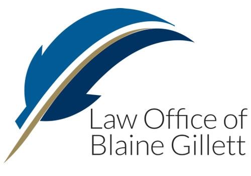 Blaine Gillett Logo