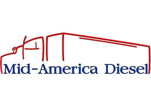 Mid-America Diesel - Logo